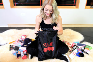 Poise + Performance | Sugar's Dancer Subscription box gives dancers what they need to compete!