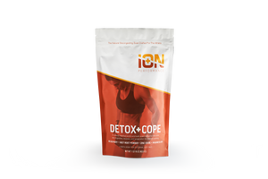 iON Performance Detox  + Cope Bath Soak