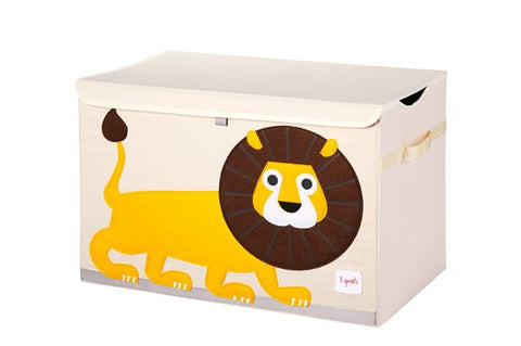 3 Sprouts Toy Chest Lion - educationaltoys.ie