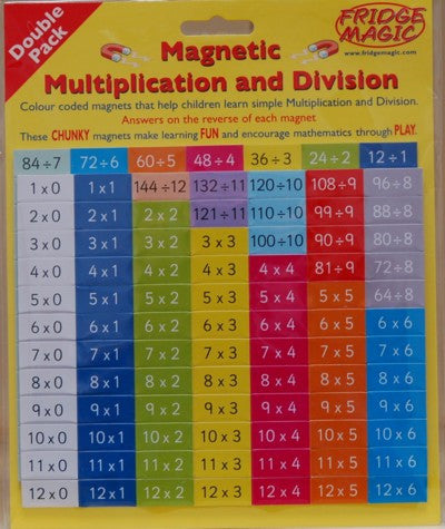 Multiplication/Division Pack