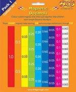Teach Yourself Decimals Magnetic Pack - educationaltoys.ie