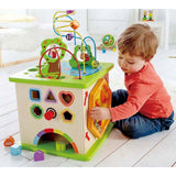 Hape Country Critters Play Cube - educationaltoys.ie