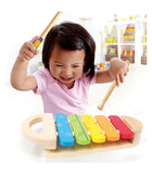 Hape Early Melodies Rainbow Xylophone - educationaltoys.ie