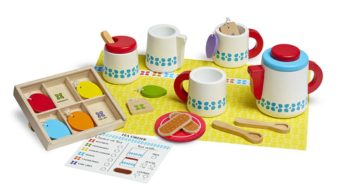 Steep & serve Tea set - Educationaltoys.ie