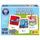 Alphabet Flash Cards - educationaltoys.ie