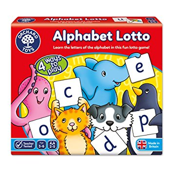 Orchard Toys Alphabet Lotto - educationaltoys.ie