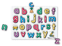 See Inside Alphabet Small Peg Puzzle (Lower case) - educationaltoys.ie
