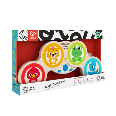 Baby Einstein Magic Touch Drums - educationaltoys.ie
