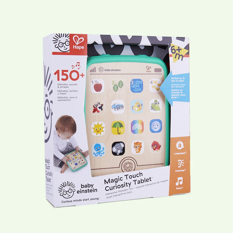 Baby Einstein Magic Touch Curiosity Tablet - educationaltoys.ie