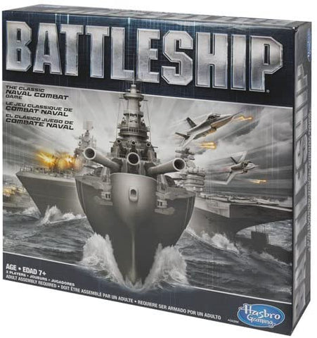 Hasbro Battleships - educationaltoys.ie