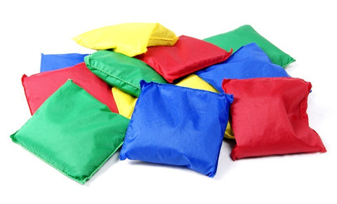 Bean Bags Set 12 - educationaltoys.ie