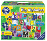 Orchard Toys Big Alphabet Jigsaw - Educationaltoys.ie