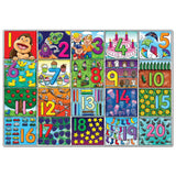Orchard Toys Big Number Jigsaw - educationaltoys.ie
