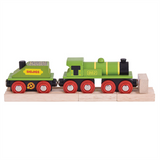 BJT419 Big Green Engine - educationaltoys.ie