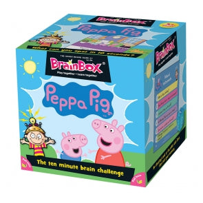 Brainbox Peppa Pig Memory Game - Educationaltoys.ie