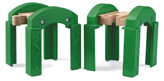 BRIO 33253 Stacking Supports - wooden trains - educationaltoys.ie