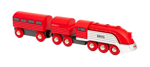 BRIO 33557 Streamline Train - educationaltoys.ie