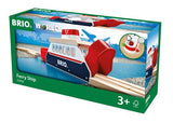 BRIO 33569 L&S Ferry Ship - wooden trains - educationaltoys.ie