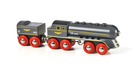 BRIO 33697 Speedy Bullet Train -wooden trains - educationaltoys.ie