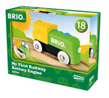 BRIO My First Railway Battery Train BRIO 33705 - educationaltoys.ie
