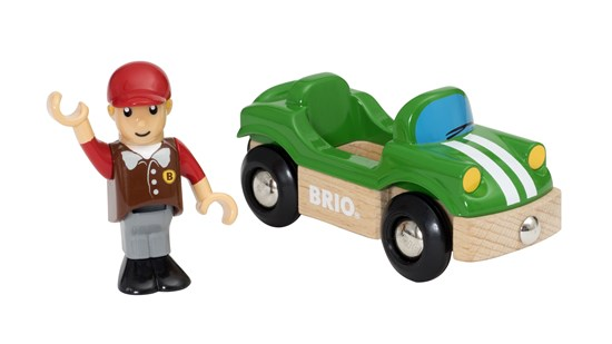 BRIO 33937 Sports Car - educationaltoys.ie