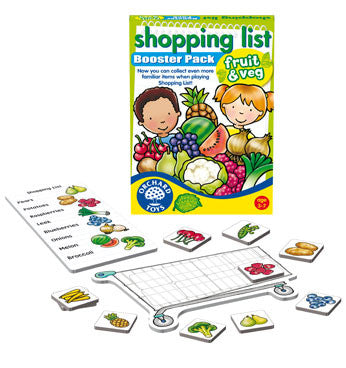 Shopping List Booster Grocer