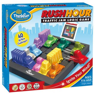 Rush Hour Thinkfun - Educationaltoys.ie