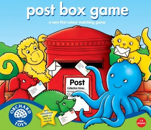 Orchard Toys Post Box Game - educationaltoys.ie