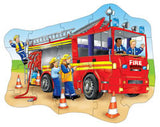 Orchard Toys Big Fire Engine Jigsaw