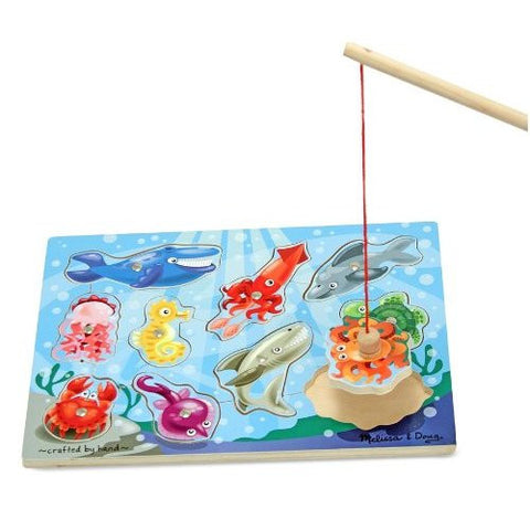 Melissa & Doug Magnetic Fishing - Educationaltoys.ie