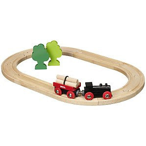 BRIO 33042 Little Forest Starter - educationaltoys.ie