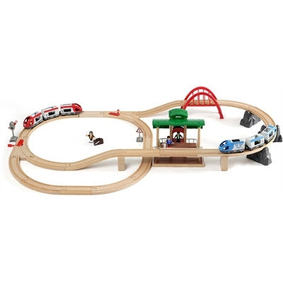 BRIO Travel Switching Set BRIO 33512 - educationaltoys.ie