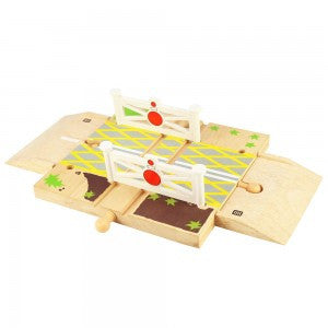 Bigjigs Level Crossing BJT229 - educationaltoys.ie
