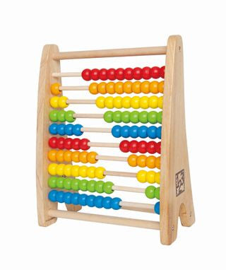 Quality Hape Wooden Bead Abacus - Educationaltoys.ie