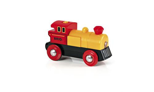 BRIO Two Way Battery Operated Engine BRIO 33594 - educationaltoys.ie
