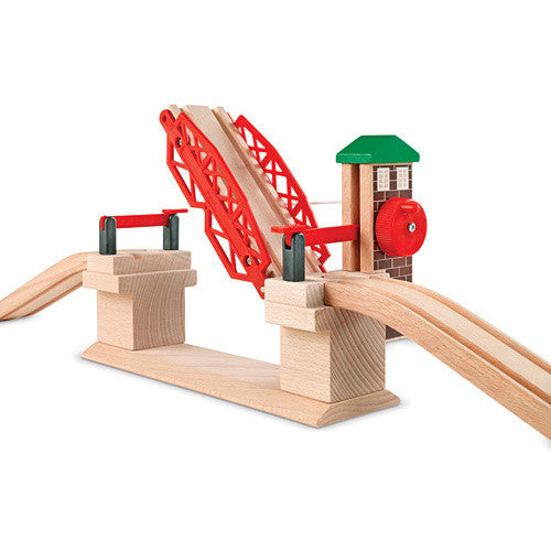 BRIO Lifting Bridge BRIO 33757 - Educationaltoys.ie