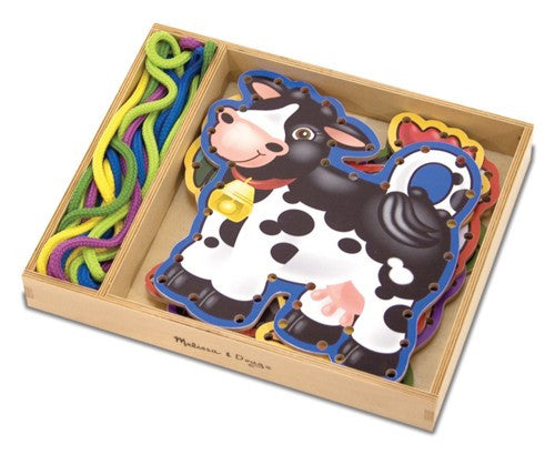 Lace & Trace Farm - Educationaltoys.ie