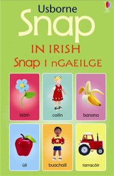 Sanp Cards in Irish - Educationaltoys.ie