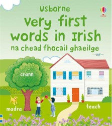 Very first words in Irish/ Na chead fhocail Ghaeilge - educationaltoys