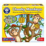 Cheeky Monkies - orchard toys counting game - educationaltoys.ie