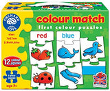 Orchard Toys Colour Match - educationaltoys.ie