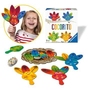 Ravensburger Corcorito Matching Game - educationaltoys.ie