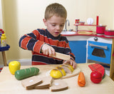 Melissa & Doug Cutting Food - Educationaltoys.ie