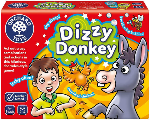Dizzy Donkey - educationaltoys.ie