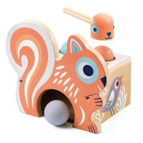 Djeco Baby Nut DJ06214 - educationaltoys.ie
