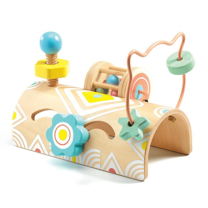 Djeco Baby Tabli Activity Toy - educationaltoys.ie