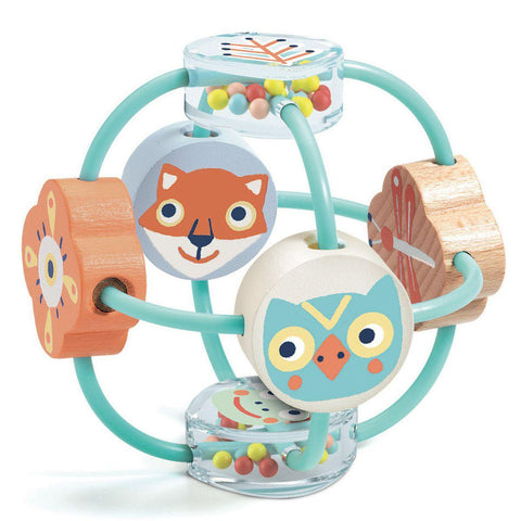 Djeco Babybali DJ06119 - educationaltoys.ie
