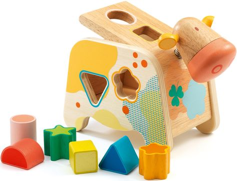 Djeco Cachatou Sorting Box - educationaltoys.ie