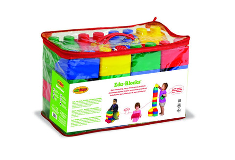 Edublocks giant building bricks - educationaltoys.ie