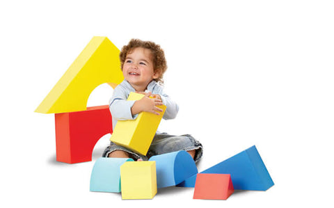 Edushape Giant Foam Blocks - educationaltoys.ie